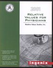 img - for Relative Values for Physicians 2001 book / textbook / text book