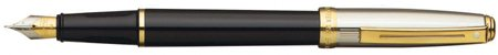 Sheaffer Prelude Black Onyx Laque /GT Broad Point Fountain Pen - SH-337-0B (Sheaffer Prelude Gt compare prices)