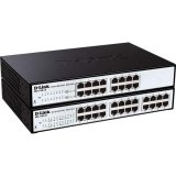 D-Link DGS-1100-24 EasySmart 24-Port Gigabit Switch