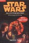 Star Wars (TM): Das letzte Kommando: Die Fortsetzung der Star-Wars-Saga - Timothy Zahn
