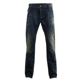 Diesel Krooley 807U Mens Jeans Worn Denim 28 L30