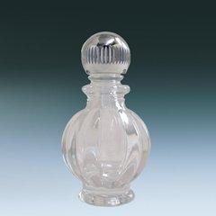 ヤマダアトマイザー パフュームボトル 小ビン 60634 カボチャ クリア シルバー 約2ml