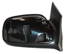 Tyc 4710231 Honda Civic Passenger Side Power Non-Heated Replacement Mirror