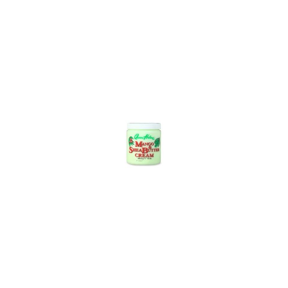 Queen Helene Mango & Shea & Shea Butter Cream   15 oz