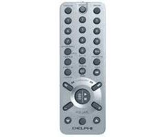 Delphi SKYFi XM Radio Boombox Remote Control