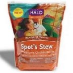 Halo Purely For Pets Spot's Stew Indoor Cat Formula Wholesom