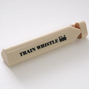 Plastic Train Whistle
