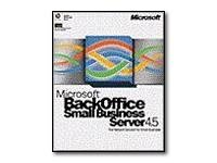 BackOffice Small Business Server 4.5 5 Client