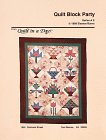 Quilt Block Party: Baskets and Flowers (Series, No 2) (0922705313) by Burns, Eleanor