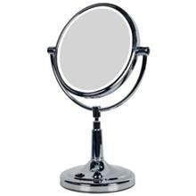"Zadro 7"" LED Lighted Vanity Make-up Mirror 1X-5X"