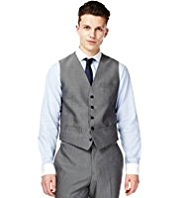Limited Collection Slim Fit 5 Button Waistcoat