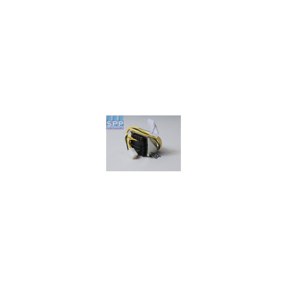 Transformer PCB BALBOA 120VAC 12VAC 4 Wire w/9 Pin Molex Plg