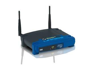 Linksys by Cisco WAP54G Wireless-G Access Point