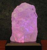 Halite Clr Salt Crystal Each by Himalayan Salt (1 Each)