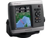 Garmin GPSMAP 421 4-Inch Waterproof Marine GPS and Chartplotter