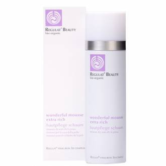 Niedermaier Pharma Regulat®Beauty wonderful mousse - extra rich Gesichtspflege Schaum Extra Rich 150 ml