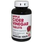 American Health Apple Cider Vinegar 200 Tablets Picture