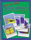 img - for Step-By-Step Narratives: Illustrated Lessons for Telling and Writing Stories book / textbook / text book