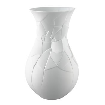 Rosenthal studio-line Vase of Phases Weiss-matt Vase 30 cm