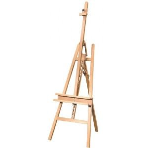 A-FRAME EASEL BEECHWOOD Drafting, Engineering, Art (General Catalog)