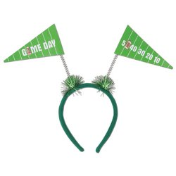 Game Day Pennant Flag Boppers Party Accessory (1 count) (1/Pkg)