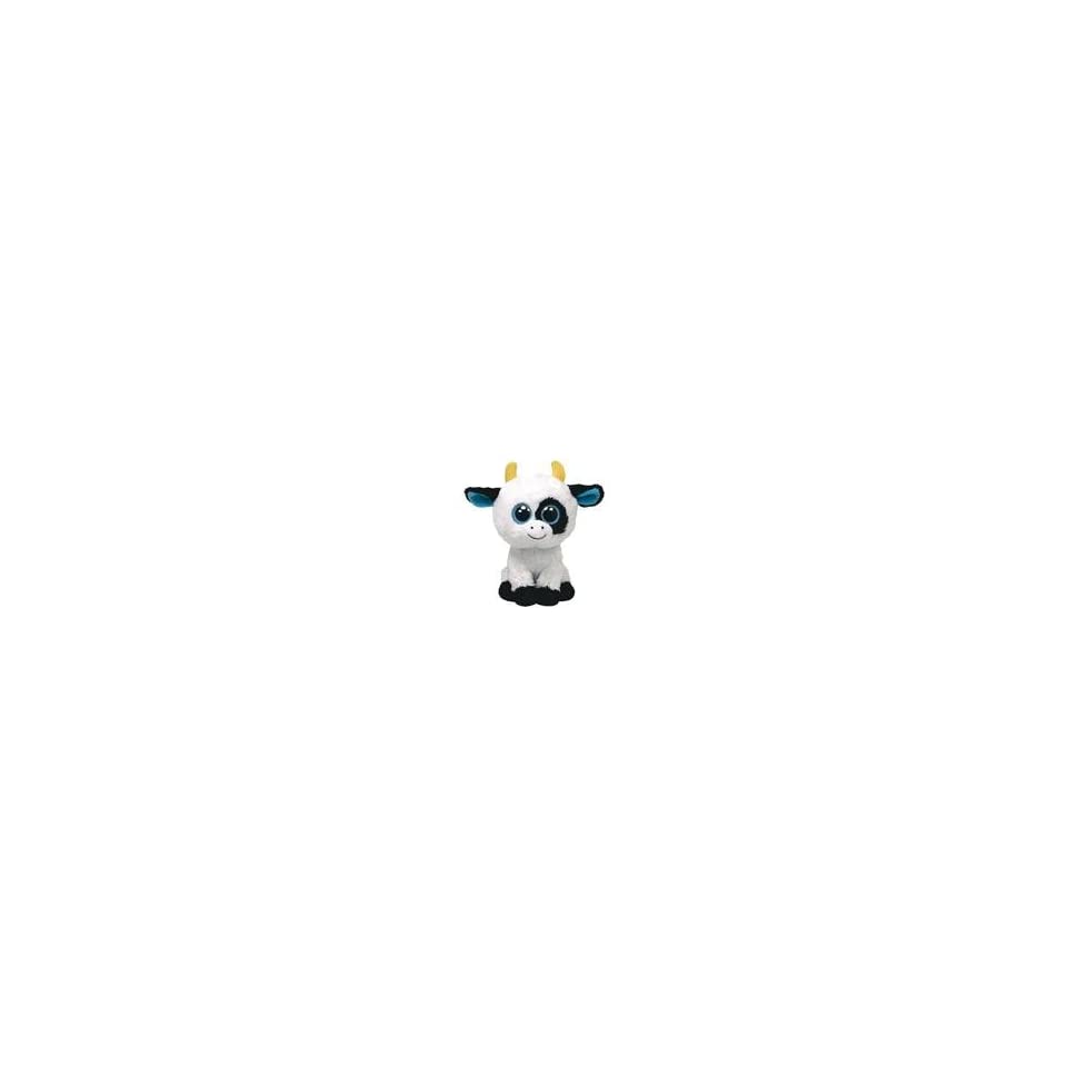 69f9e486bbd TY Beanie Boos DAISY the Cow ( Beanie Baby Size 6 inch ) on PopScreen