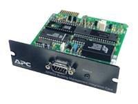 APC Building Management Integration Card Carte de supervision distante SmartSlot RS-232 série