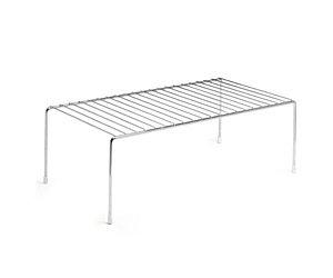 lee rowan large chrome helper shelf shelf. Black Bedroom Furniture Sets. Home Design Ideas