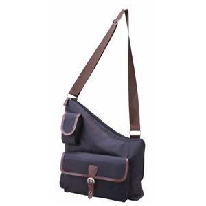 A4サイズ ワイドショルダーバッグ