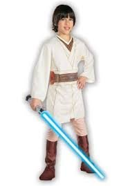Basic Child Obi Wan Kenobi Costume - 1