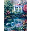 Bits and Pieces Swan Lake 1500 Piece Puzzle
