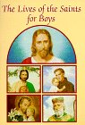 img - for Lives of the Saints for Boys book / textbook / text book