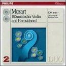 16 Sonatas for Violin & Harpsichord