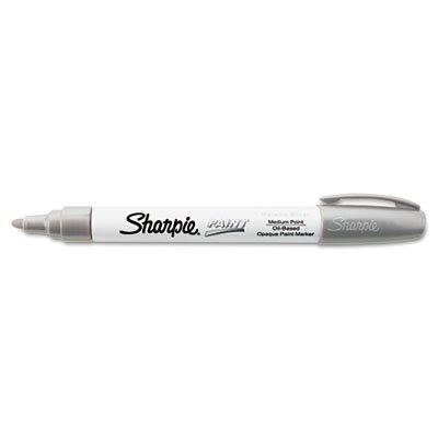 sharpie-san-sharpie-paint-marker-oil-base-medium-point-silver-35560