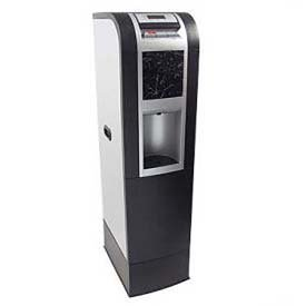 Oasis PFC2LRHK Deluxe Aquabar II Bottleless Water Cooler with Green Filter 3-Stage Filtration System, Black and Silver