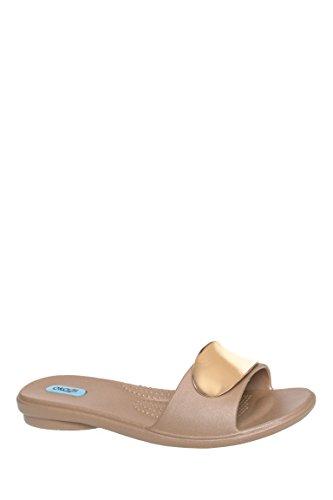 Carling Casual Low Heel Slide Sandal