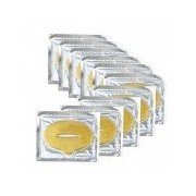 Skin Care Moisturizing Collagen Lip Mask / Lip Patches - Golden (10 PCS) Golden