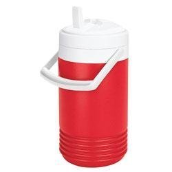 Igloo Legend Beverage Cooler (Red, 1-Gallon)