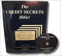 The Credit Secrets Bible