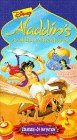 Aladdin's Arabian Adventures: Creatures Invention [VHS]