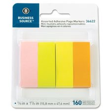 BSN36622 - Business Source Page Marker Pad