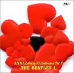MIDI Library 88 Collection Vol.9 The Beatles 1