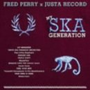 "FRED PERRY×JUSTA RECORD ""MY SKA GENERATION""(CCCD)"