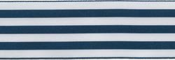 Striped Double Face Satin Ribbon 2