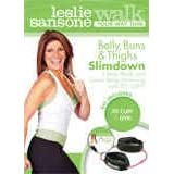 21TX37zbZIL. SL160 SS160  Leslie Sansone Walk Your Way Thin Belly, Buns & Thighs Slimdown Fit Cuff & DVD (DVD)