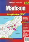 img - for Rand McNally Easyfinder Plus! Madison, Wisconsin book / textbook / text book