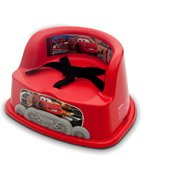 Disney - Simple and Secure Feeding Booster, Pixar Cars