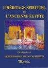 echange, troc Christian Larré - L'héritage spirituel de l'ancienne Egypte