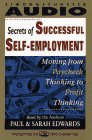 img - for SECRETS OF SUCCESSFUL SELF-EMPLOYMENT MOVING FROM: Moving From Paycheck Thinking to Profit Thinking book / textbook / text book