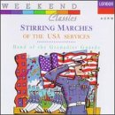 Stirring Marches Of The USA Services by Charles A. Zimmerman, Francis Saltus Van Boskerek, Anonymous, Philip Egner and Barry Sadler